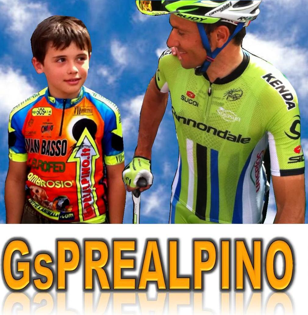 sportSOSkin per il GS PREALPINO IVAN BASSO