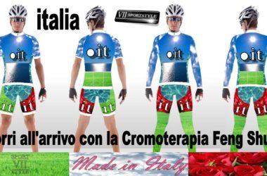 MAGLIA AZZURRA DIVISA NAZIONALE ITALIA EURO 2016 CALCIO CICLISMO