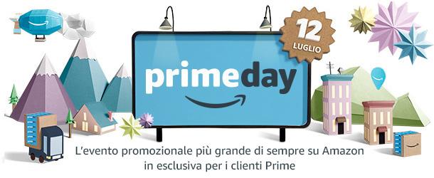 Promo Amazon Prime Day