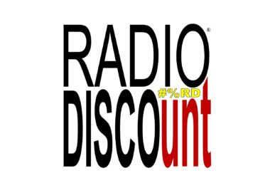 #%RD RADIO DISCOunt marchio social facebook e google