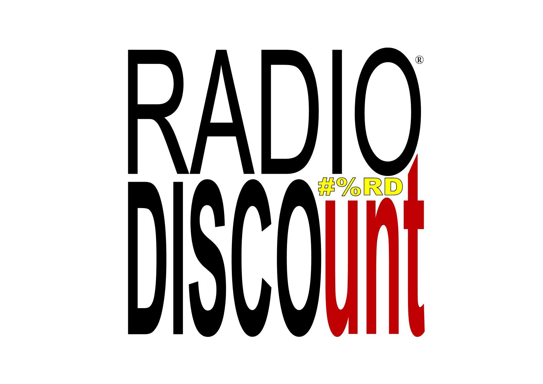 #%RD RADIO DISCOunt marchio social facebook e google