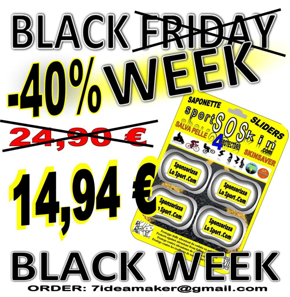 BLACK FRIDAY PROTECTORS CYCLING DISCOUNT WEEK -40