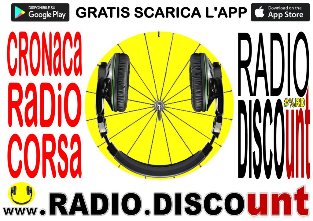 APP CRONACA RUOTA SMILE CRONACA RADIO CORSA RADIO DISCOUNT