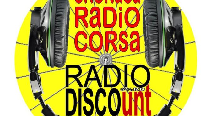 sporSOSkin protgonista in CRONACA RADIO CORSA di RADIO.DISCOunt